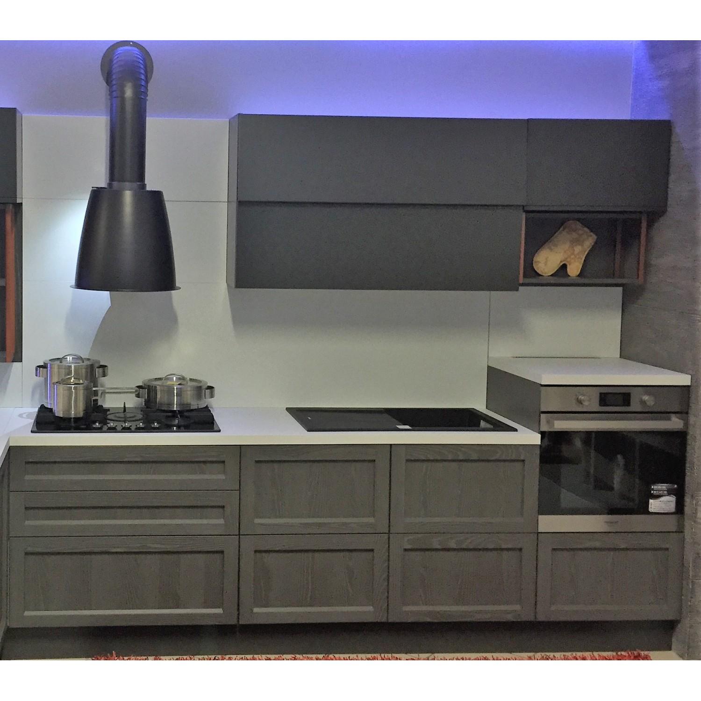 Cucina Componibile Con Piano Cottura.Cucina Talea Artec Colombini Febal Casa Lavastoviglie Piano