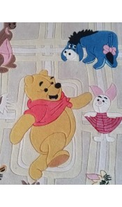 Wiinie the Pooh Tappeto per Bambini