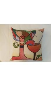 Cuscini Picasso mis. 40x40