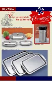 KIT FORNO BAVARIA