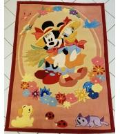 Minnie and Daisy Tappeto per Bambini
