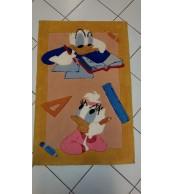 Paperino & Paperina Tappeto per Bambini